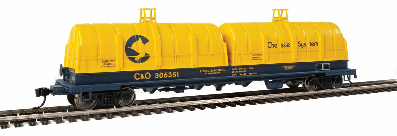 50' Cshn Coil C&O #306351