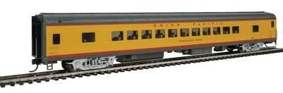 85' ACF 44-Seat Coach Union Pacific(R) Heritage Fleet - Ready to Run - Standar -- UPP #5473 Portland Rose