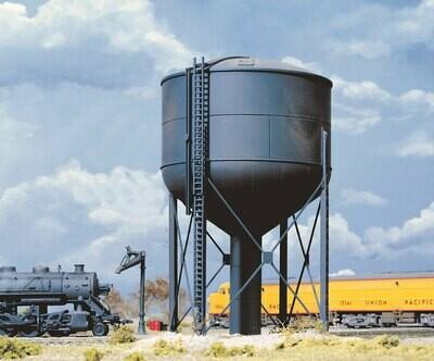 HO Steel Water Tower