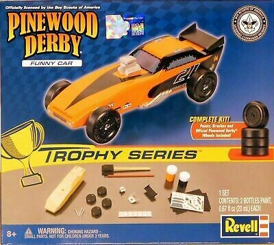 FUNNY CAR TROPHY SERIES RACER