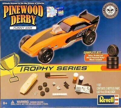 FUNNY CAR TROPHY SERIES RACER