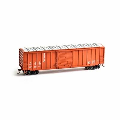 HO 50' ACF Outside Post Box, Ferromex #871502