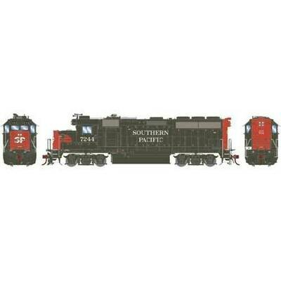 HO GP40-2 w/DCC & Sound, SP #7244