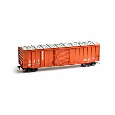 HO 50' ACF Outside Post Box, Ferromex #871516