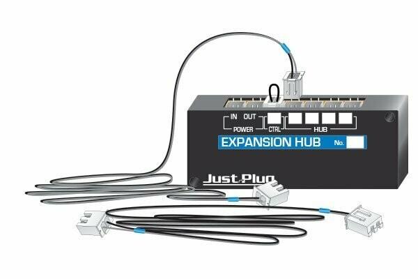 JUST PLUG EXPANSION HUB