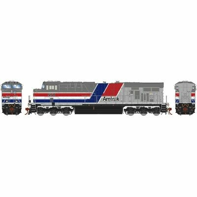 HO ES44AC w/DCC & Sound, Amtrak #550