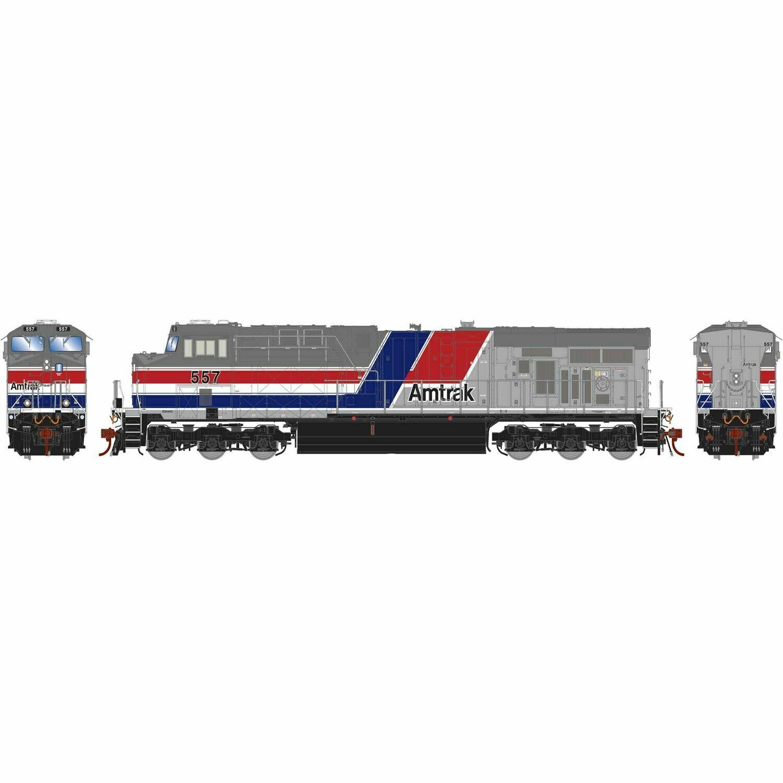 HO ES44AC w/DCC & Sound, Amtrak #557