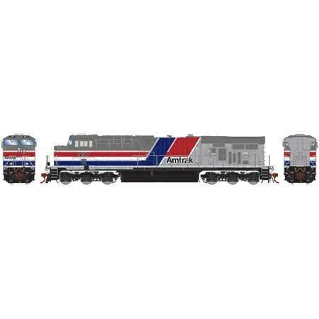 HO ES44AC, Amtrak #557 DCC Ready