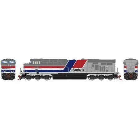 HO ES44AC, Amtrak #568 DCC Ready