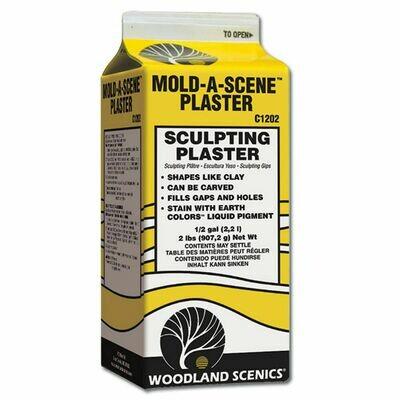 MOLD-A-SCANE PLASTER
