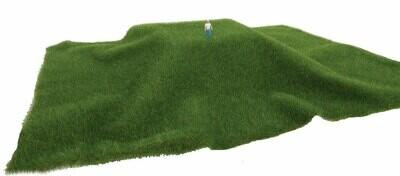 Grass Mat Dark Grn Long