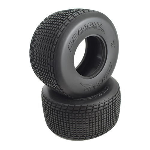Outlaw Sprint Rear Tires / D30 Compound / With Inserts