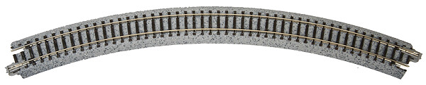 Track curved R315-45d 4
