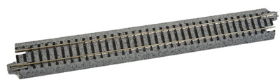 Straight Roadbed Track Section - Unitrack