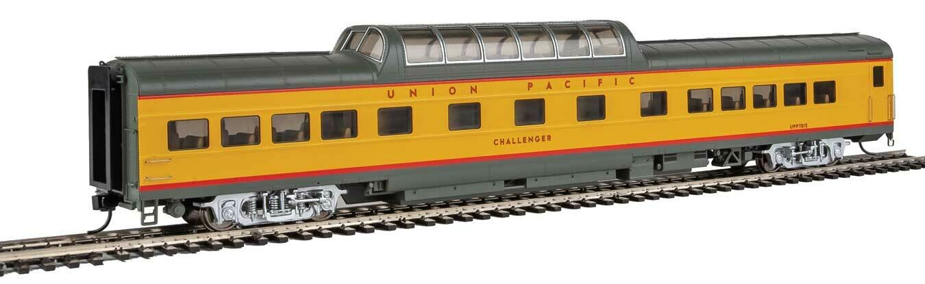 85' ACF Dome Coach Union Pacific(R) Heritage Fleet - Ready to Run - Standard -- UPP #7015