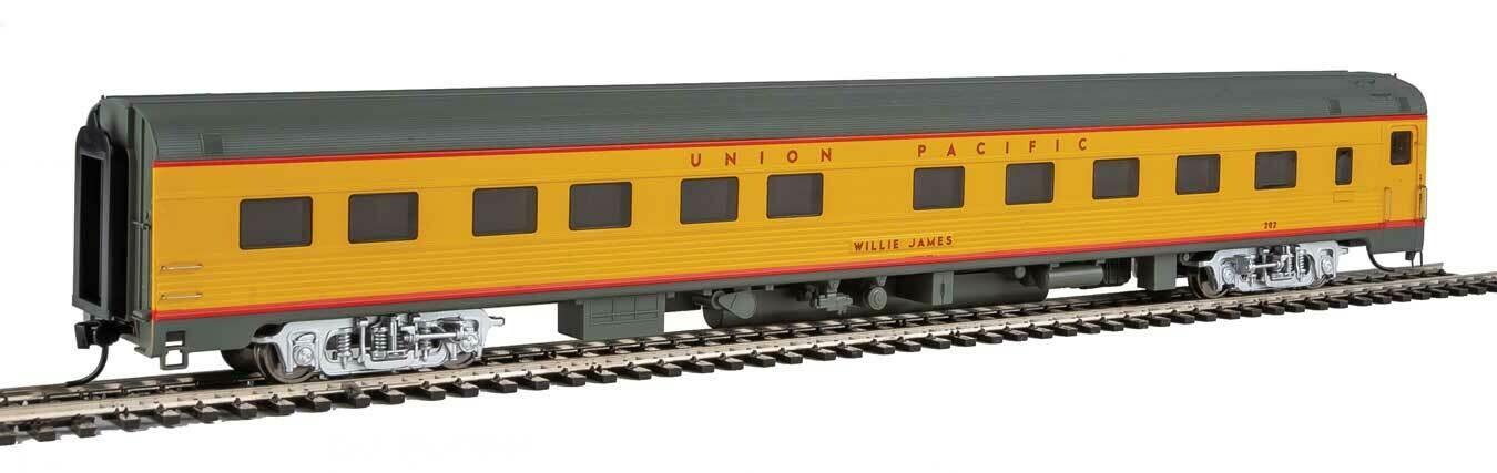 85' Budd 10-6 Sleeper Union Pacific(R) Heritage Fleet - Ready to Run - Lighted -- Union Pacific UPP #202
