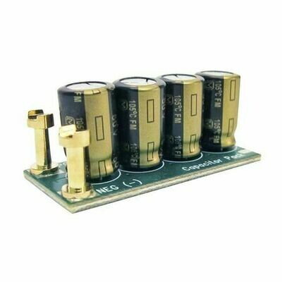 CC CapPac 50V Capacitor Pack 011-0002-02