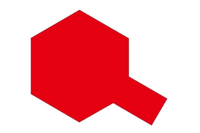 Lacquer Spray, TS-86 Brilliant Red, 100ml