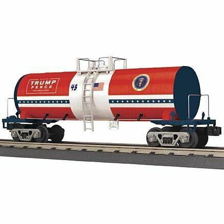 O Donald J. Trump Modern Tank Car
