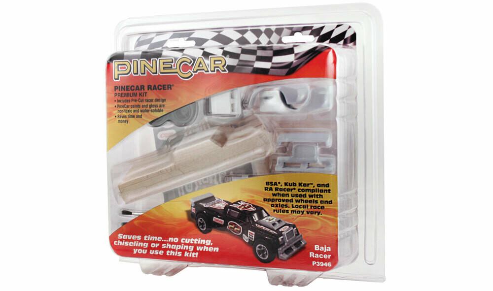 Premium Car Kit, Baja Racer