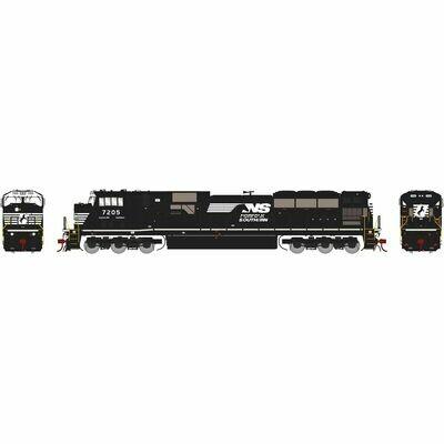 HO SD80MAC w/DCC & Sound, NS #7205