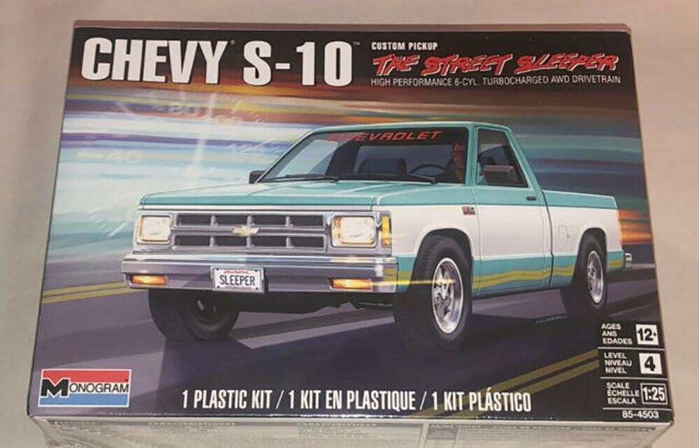 1/25 Chevy S-10 Custom Pickup