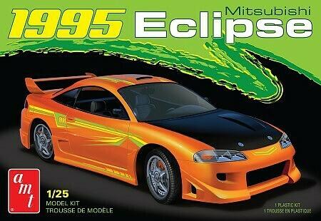 1/25 1995 Mitsubishi Eclipse