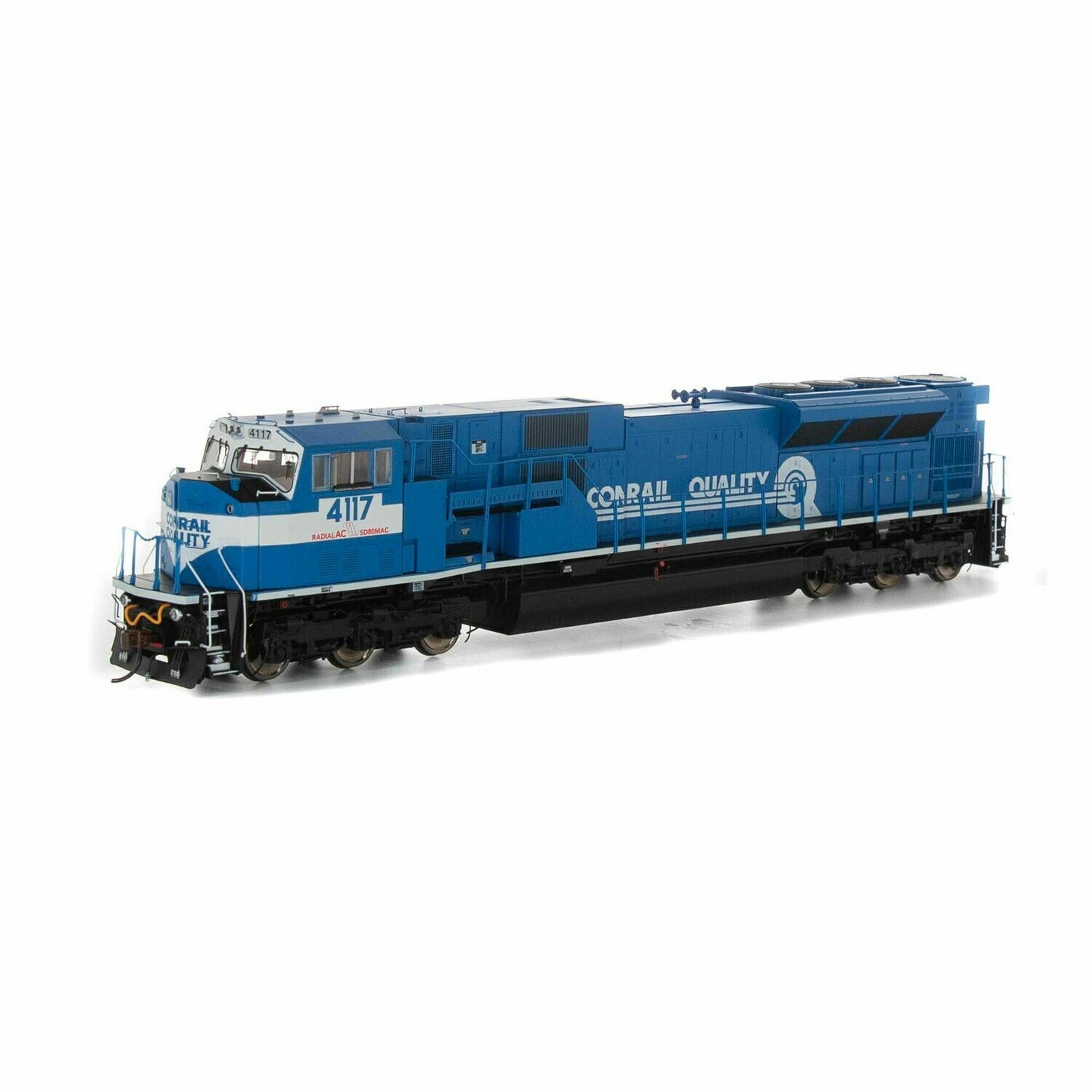 HO SD80MAC, CR #4117