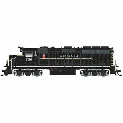 HO GP40, Georgia Railroad #754