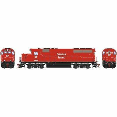 HO GP40-2 w/DCC & Sound, CPR/Beaver #4650