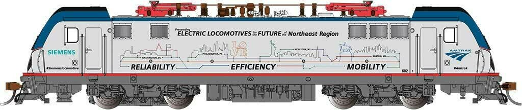 HO ACS-64 w/Sound Value, Amtrak/Mobility #602