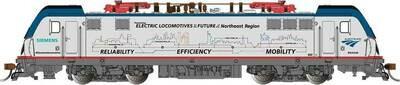 HO ACS-64 w/Sound Value, Amtrak/Mobility #602