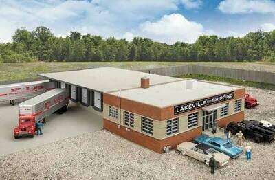 HO Cross-Dock Truck Facility