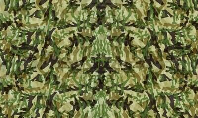Body Skin Custom Transfer, Camouflage