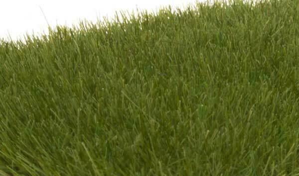 Static Grass, Dark Green 7mm