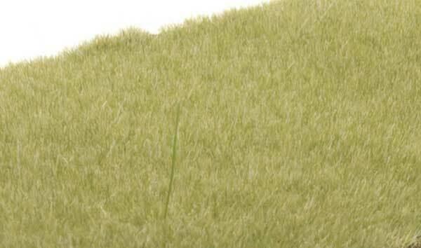 Static Grass, Light Green 2mm
