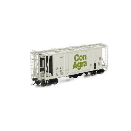 HO GATC 2600 Airslide Hopper, Con Agra #42902