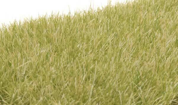Static Grass, Light Green 7mm