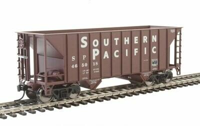 34' 100-Ton 2-Bay Hopper - Ready to Run -- Southern Pacific(TM) #465018