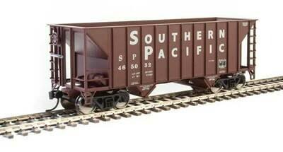 34' 100-Ton 2-Bay Hopper - Ready to Run -- Southern Pacific(TM) #465032