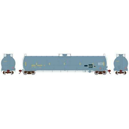 HO 33,900-Gallon LPG Tank/Flat, UTLX #902575