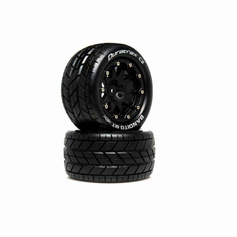 Bandito MT Belted 2.8 Mounted F/R 0 Offst Blk (2)