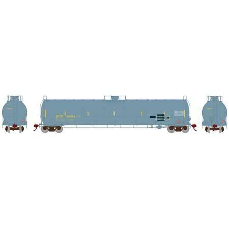 HO 33,900-Gallon LPG Tank/Flat, UTLX #902952