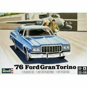 1/25 '76 Ford Gran Torino