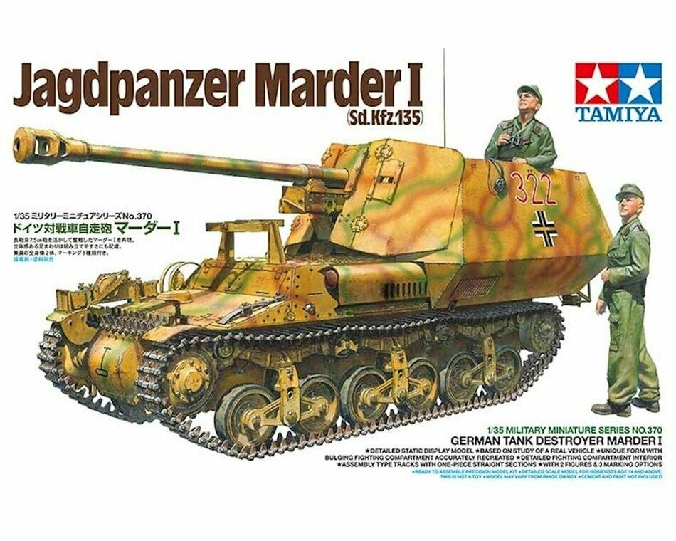 1/35 German Tank Destroyer Marder I