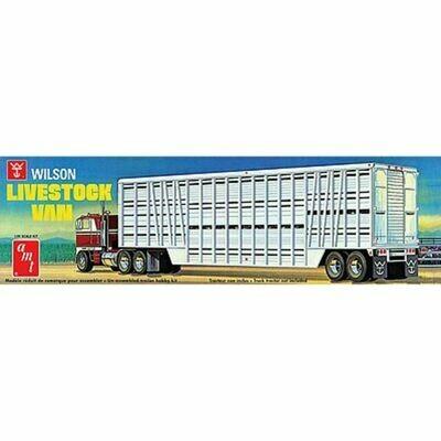 1/25 Wilson Livestock Van Trailer