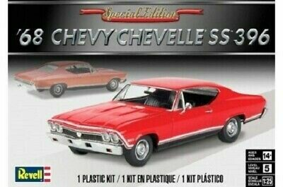 1/25 '68 Chevelle SS 396
