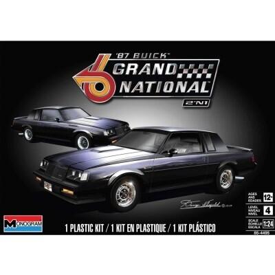 1/24 Buick Grand National 2N1