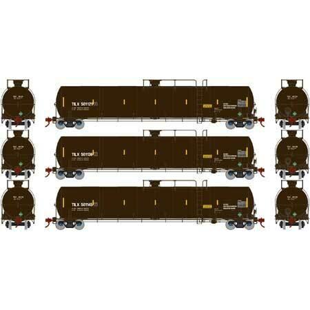 HO 33,900-Gallon LPG Tank/Late, TILX (3)