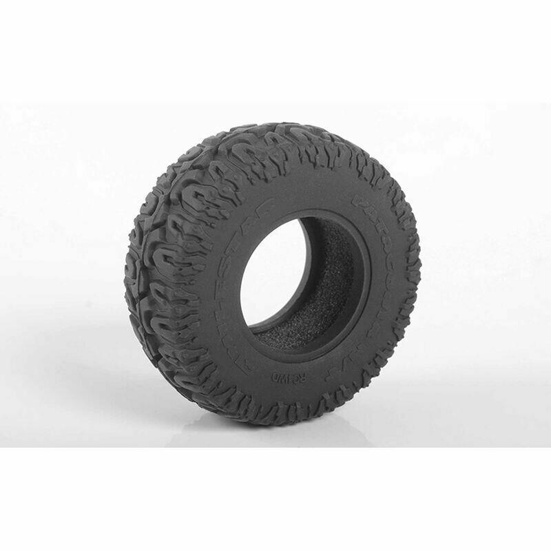 Milestar Patagonia M/T 1.0'' Micro Crawler Tires